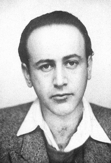 Paul Celan in 1938